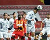 Konyaspor son anlarda güldü!