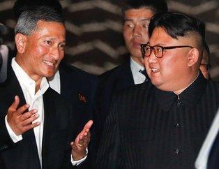 Kim Jong-undan zirve öncesi sürpriz ziyaret