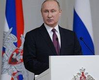 Putin'den ABD'ye nükleer çıkış!