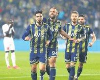 Fenerbahçe Konya önünde