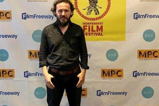 Türk yönetmene İngilterede ödül!