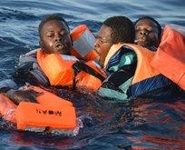 Akdeniz'de facia: 239 kişi hayatını kaybetti