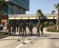 Erbil'de hain saldırı! 1 diplomatımız şehit oldu