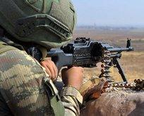 MSB duyurdu! 5 PKK-YPG'li öldürüldü