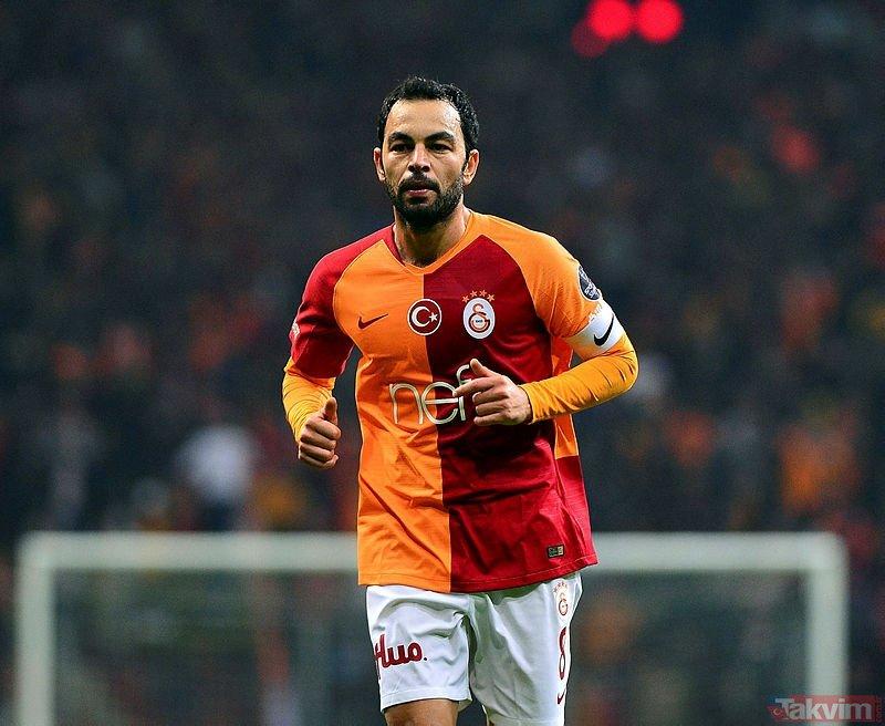 Fenerbahçe'den Galatasaray'a tarihi transfer çalımı (Sezon sonu sözleşmesi bitecek futbolcular)