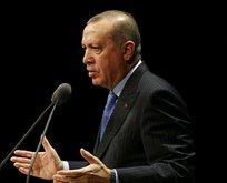 Başkan Erdoğan'dan flaş TANAP mesajı