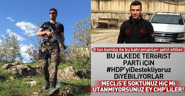 Hain saldırıda PKK 8 ton bomba kullanmış