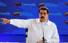 Madurodan Trump şantajına sert cevap