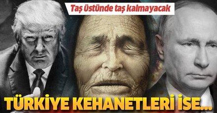 Hitler'in akıl aldığı Baba Vanga'nın korkunç 2019 kehanetleri! Türkiye ve Donald Trump... Türkiye, suikastler ve felaketler