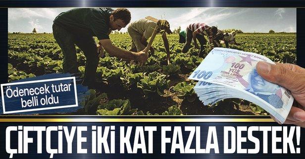 Çiftçiye gübre desteği arttı