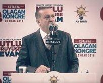 """A Haberden Afrin """"Zeytin Dalı Harekatını Cumhurbaşkanı Erdoğan'ın sözleriyle anlatan klip!"""