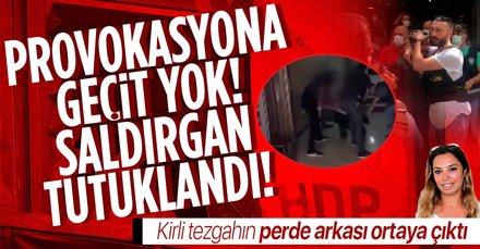 HDP binasına silahlı saldırıda flaş gelişme