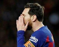 Messi bile itiraf etti: Başarı imkansız