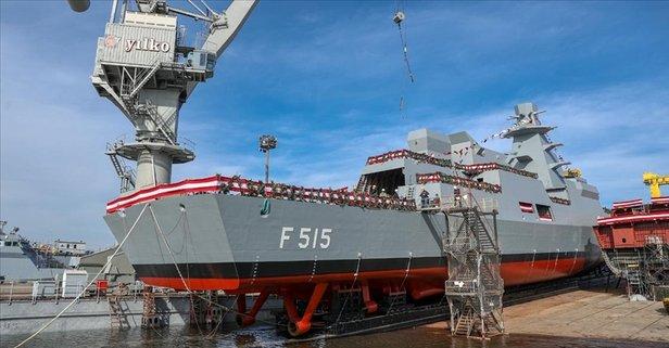 Fırkateyn nedir? İlk milli fırkateyn İstanbul denize indirildi! F-515 fırkateyn özellikleri nelerdir?