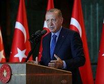 Başkan Erdoğan: İhanet şebekeleri spekülasyon yapıyor