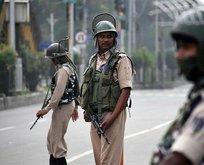 Keşmir'de Hint ordusundan sivilleri saldırı