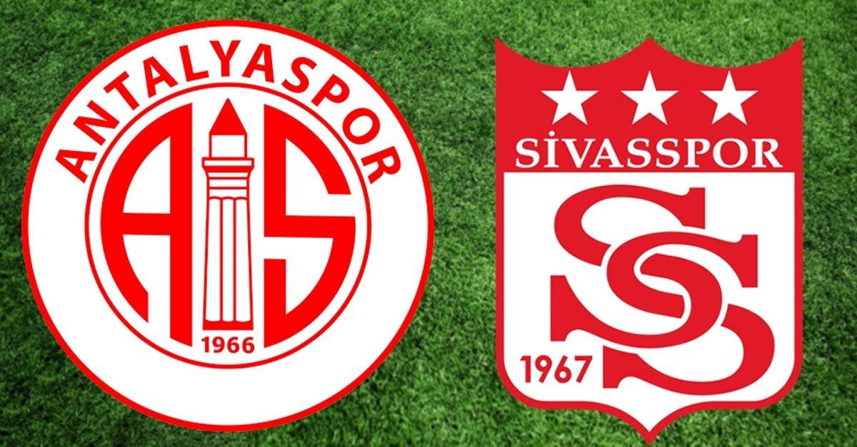 A Spor canlı izle: Antalyaspor - Sivasspor Ziraat Türkiye Kupası çeyrek  final maçı videosunu izle | Takvim TV