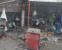 PKK/YPG'den Afrin şehir merkezinde kalleş saldırı