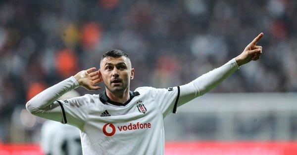 İtalyanlar Beşiktaşlı Burak Yılmaz'ın transferini böyle duyurdu!