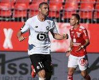 Burak'ın golleri Lille'i mağlubiyetten kurtaramadı