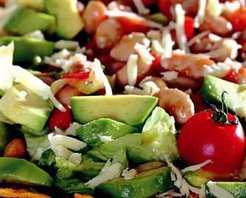 Avokadolu Barbunya Salatası Tarifi