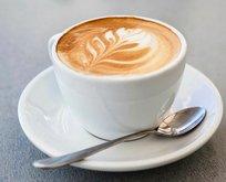 Güçlü kalbin sırrı kahvede saklı
