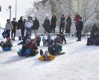 Valilik açıkladı! Eğitime kar engeli