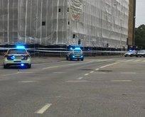 İsveçte silahlı saldırı! Yaralılar var...