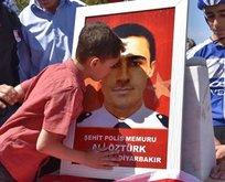 Polis memuru Ali Öztürk'ü şehit eden terörist yakalandı!