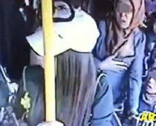 Otobüste rezalet! 'Babam yaşında adamsın'