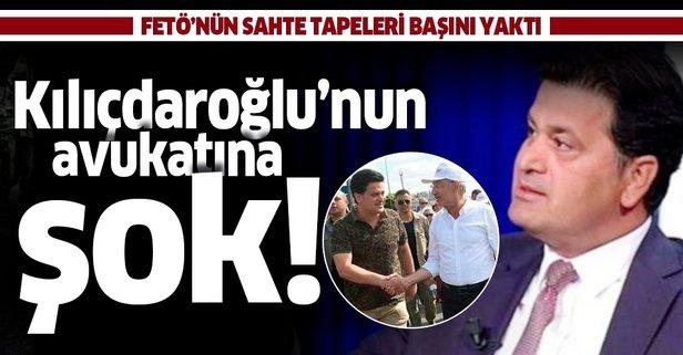 Kılıçdaroğlu'nun avukatına 'Ağır Ceza' şoku!