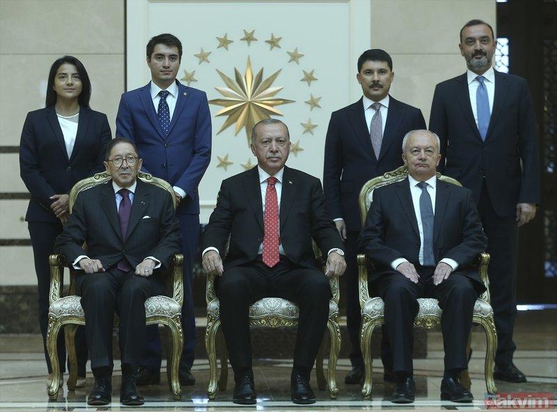 Büyükelçi Julio Anibal Riano Velandia´dan Başkan Erdoğan´a güven mektubu