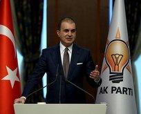 Çelik'ten Ankara Barosu'na sert tepki