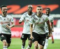 Beşiktaş evinde güldü!