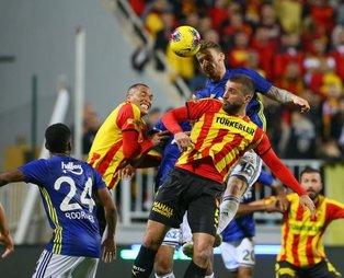 Göztepe-Fenerbahçe maçına damga vuran penaltı kararı! Taraftar isyan etti