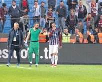Trabzon kaleden yıkıldı