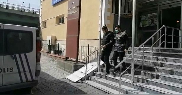 İstanbul'da esnafın kabusu telefon hırsızı yakalandı