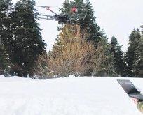 'Drone'muyoruz