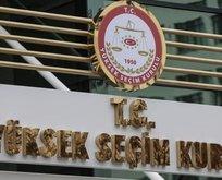 İşte YSK'nın İstanbul takvimi
