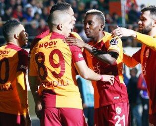 Galatasaray'a Cimbom deniyor çünkü...