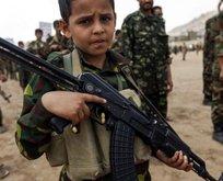 Libya ordusu Hafter'in savaştırdığı çocukları serbest bıraktı