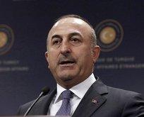 Bakan Çavuşoğlu, Kerry ile görüştü!