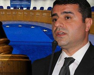 AİHMin skandal kararına Türkiyeden sert tepki
