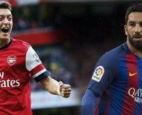 İki Türk yıldızı, iki dünya devine!