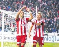 Sivas'ta Fernando 4 hafta oynayamayacak