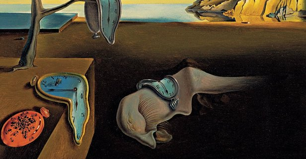 Eleq Ipucu 7 Mart Salvador Dalinin Hangi Eserinde Eriyen Saatler