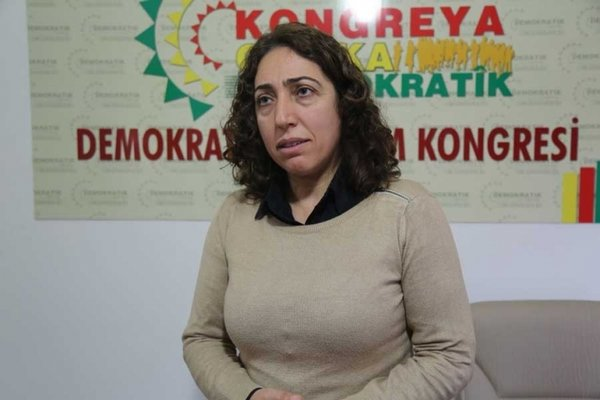 HDP Diyarbakır Milletvekili Aydeniz ile ilgili görsel sonucu