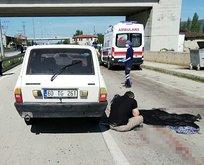 Amasya'da feci kaza: 1 çocuk öldü