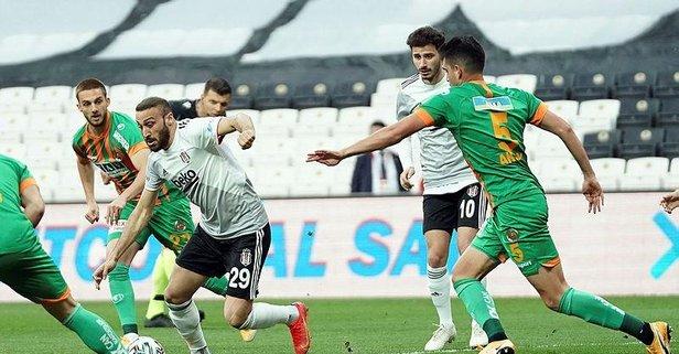 Beşiktaş bu pozisyonda penaltı bekledi!