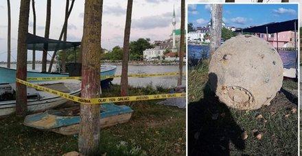 Sakarya'da ilginç olay! Balıkçıların ağına öyle bir şey takıldı ki...